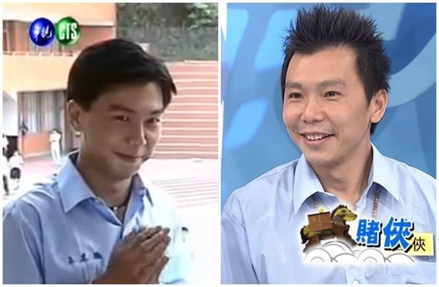 王健飾演的「賭俠」深植人心,在當年擁有高人氣。(圖/翻攝自Youtube)