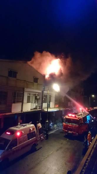 太麻里深夜火警 3人死亡6民宅半毀