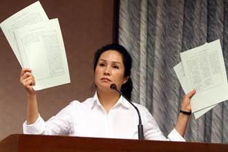 立委高金素梅 明起加入親民黨團運作