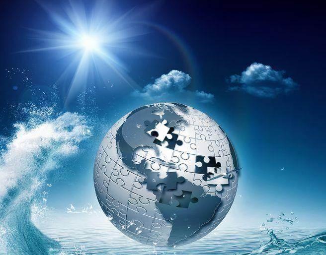 世界銀行發布警告說,如再不對地球暖化採取對應行動,全球暖化會加重疾疫、重創農作物等,到2030年世界將可能增加超過1億貧困人口。(達志影像)