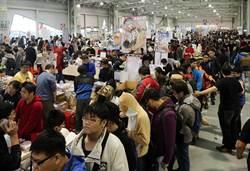 開拓動漫祭開幕   大批民眾參加