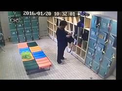 運動中心假更衣真行竊 無業男遭逮送辦