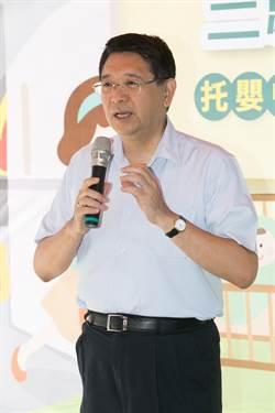 立法院秘書長 林志嘉接掌