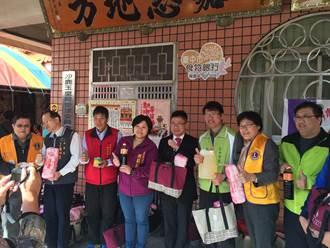 台中第6家 沙鹿玉皇殿加入愛心食物銀行聯盟