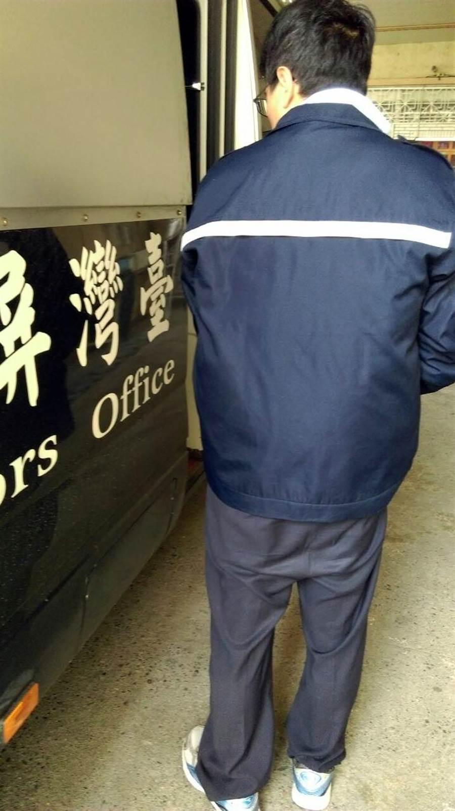 原屏東監獄管理員馮曉暉,3年前夾帶煙、茶葉給槍擊要犯林豐德,三審判刑3年6月定讞。(中時資料照)