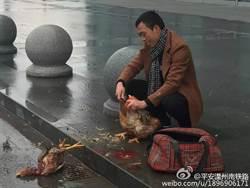 真實版《人在囧途》 陸男坐車遭拒就地殺雞