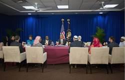 展現善意 歐巴馬上任後首訪清真寺