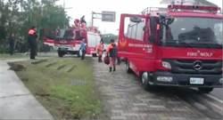 宜蘭縣消防局 支援台南震災