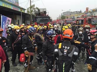 強震過後 各社福團體送暖到災區
