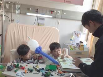 震災小朋友心靈受創 奇美引進遊戲治療