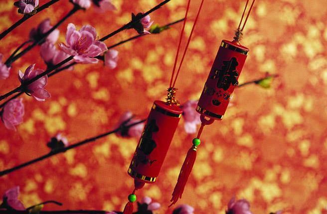 春節是中國傳統新年,但民國政府曾強勢廢除農曆新年。(圖/大陸網站)