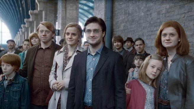 系列作第8集《哈利波特與被詛咒的孩子》預計7月31日出版。(圖/取自網路)
