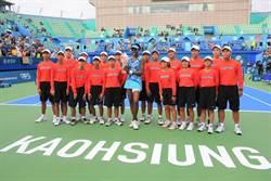大威台灣賽封后 笑捧WTA第49冠