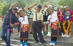 情人節 原住民族文化園區教唱排灣情歌