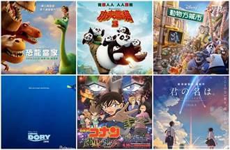 2016年絕對值得進電影院看的6部動畫電影!