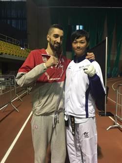 加拿大跆拳道公開賽 中華隊奪團體第一