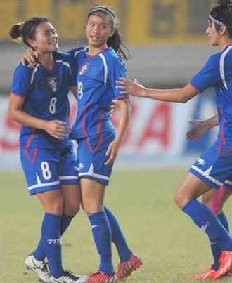 東亞女足 中華5比0勝香港