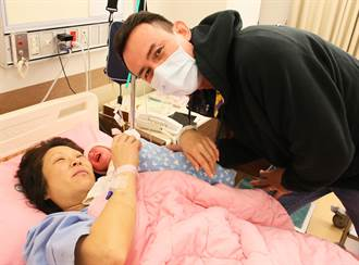 46歲鄭志龍 喜獲「小龍女」