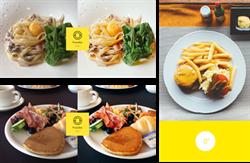 LINE推出專拍食物的《Foodie》APP