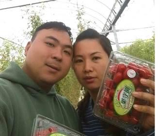 女兒臉書一句戲言 余文豪賣「半糖」番茄