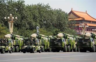 陸火箭軍實戰軍演意在恫美鎮台