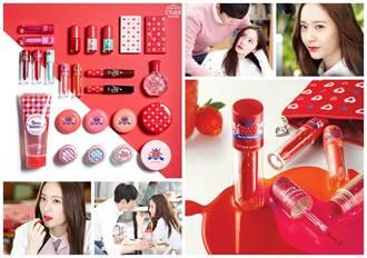Krystal x 尹均相der戀人未滿曖昧日記微電影!微妙的甜膩酸澀就像草莓滋味~