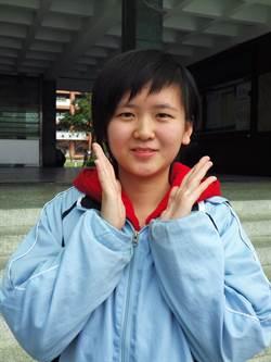 中一中蔡昕樺 自然組第一個滿級分女生
