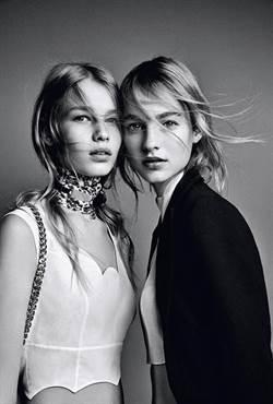 Dior春夏女郎 化繁為簡玩浪漫