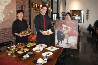 台南美妝工廠轉型 藍晒圖園區設文創餐廳