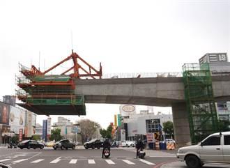 中市府將成立基金 投入新軌道建設
