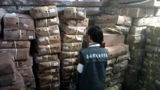 逾期冷凍雞 台南市下架1168.4公斤