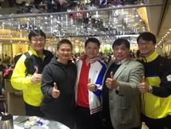 中華游泳隊強化心肺 赴昆明高原訓練