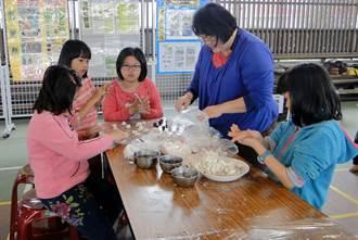 親子共學列車巡迴活動 共享古早味湯圓
