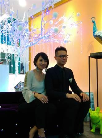 台塑家族第三代頻出時尚界 珠寶設計師蔡佳宸今年大展店