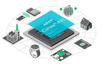 針對次世代崁入式產品   ARM推出超節能新處理器Cortex-A32