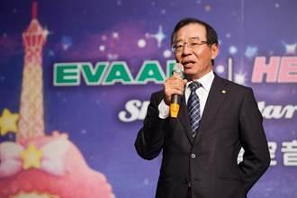 長榮高層再傳人事異動 集團發言人兼副總經理聶國維退休獲准