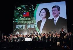 《時報周刊》為所寓言─紅藍綠 誰該愛中華民國