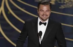 李奧納多首奪奧斯卡 得獎感言被推爆!