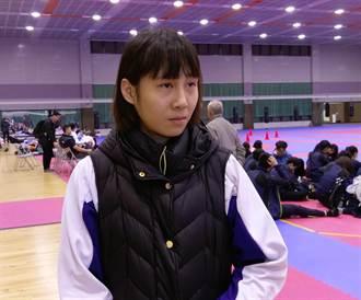 重大宣布!跆拳道國手黃韻文退出奧運選拔賽