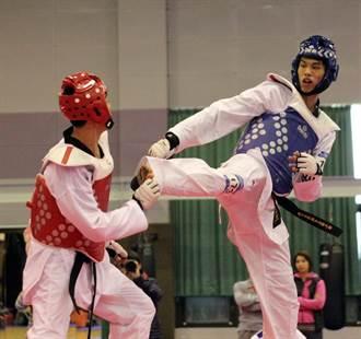 奧運跆拳資格賽 劉威廷、張政壕出征