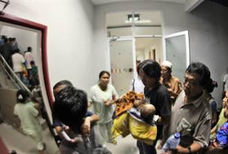 印尼規模7.9淺層強震 已有民眾喪生