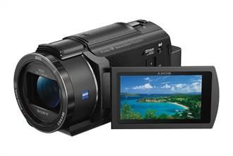 Sony全新4K Handycam登台 規格大躍進