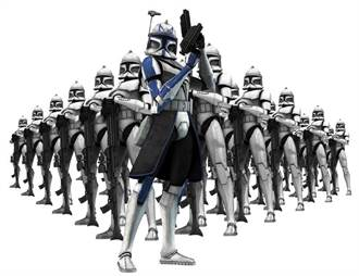 星戰迷連署要求拍攝501軍團的電視影集