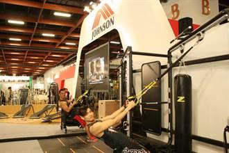 健身器材業商機卡位戰 由家用延伸至商用市場