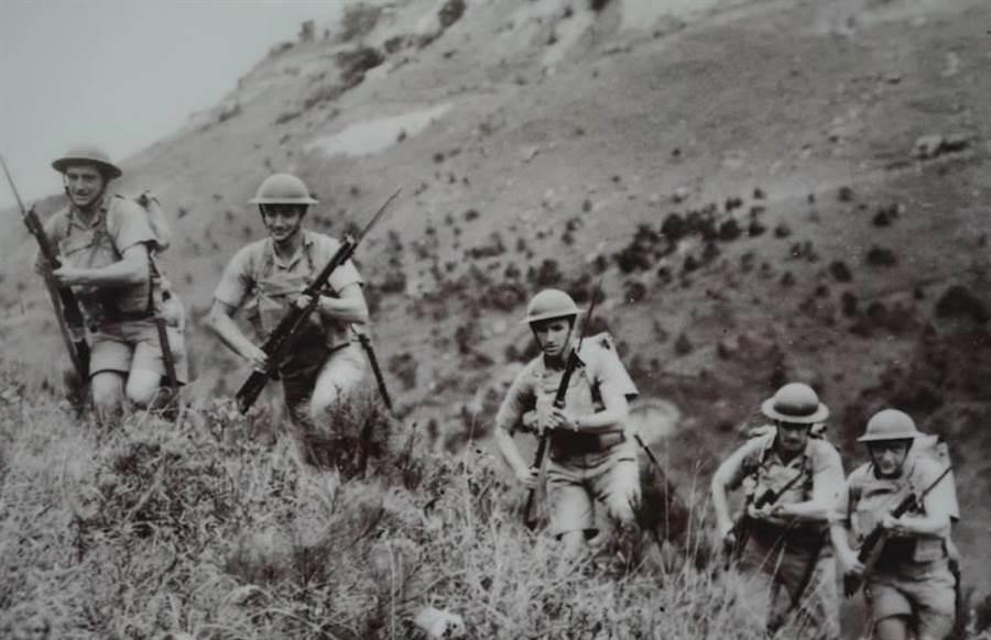 蔡彼得認為,香港保衛戰功勞最大的是加拿大士兵。(二戰退役軍人會)