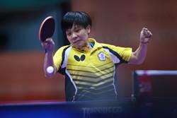 桌球團體世錦賽 中華女將摘銅