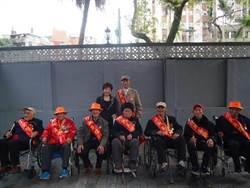 洪秀柱邀見來台的四川抗戰老英雄
