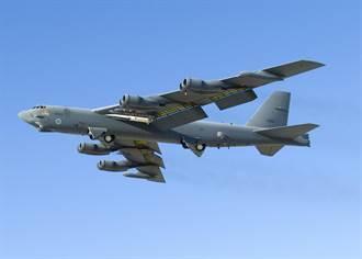 B-52轟炸機再次派往中東打擊伊斯蘭國