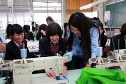 日本淑德高校訪家齊 驚艷職科專業培訓