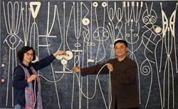 「一藝孤行」蕭世瓊書法創作展 12日開幕